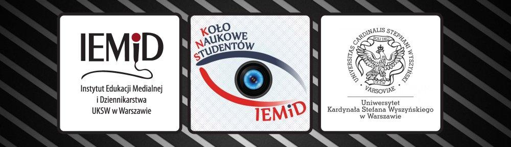 Koło Naukowe Studentów IEMiD UKSW